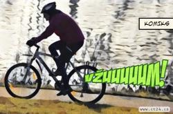 Mnozí obyvatelé Česka vyrazí během dovolené na kolo
