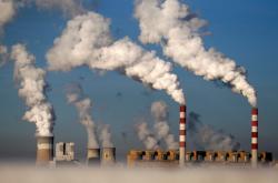 Polská elektrárna Belchatow