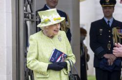 Alžběta II. na fotografii z konce letošního března