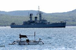 Pátrání po zmizelé indonéské ponorce