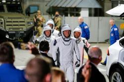 Z mysu Canaveral na Floridě odstartovala vesmírná loď společnosti SpaceX