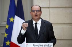 Francouzský předseda vlády Jean Castex