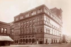 Koncertní síň Carnegie Hall v New Yorku byla otevřena před 130 lety