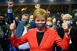 Skotská národní strana usiluje o většinu