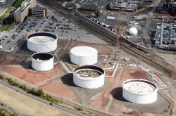 Colonial Pipeline (letecký snímek z roku 2010)