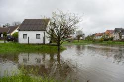 Povodeň na Nežárce