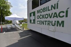 Mobilní očkovací centrum