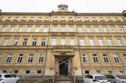 Budova Gymnázia Josefa Ressela v Chrudimi