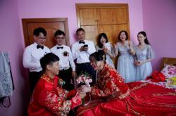 Svatba v Šanghaji