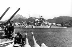 Sláva a skáza německé válečné lodi Bismarck