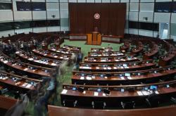 Hongkongský parlament schválil nový volební zákon (ilustrační foto)