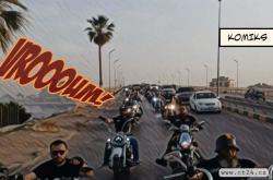 Motorkáři chtějí ukázat lepší tvář Libye. Ta se točí ve spirále konfliktů a nedostatku