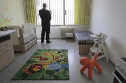 Oddělení pro vězenkyně s dětmi do jednoho roku