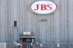 Závod JBS ve městě Greeley v Coloradu
