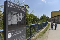 Industriální naučná stezka u řeky Svitavy