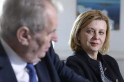 Odejít má podle médií i česká velvyslankyně v Rakousku Ivana Červenková (na snímku z roku 2019)