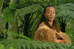 Maorský muž
