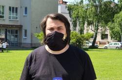 Aleš Dohnal (Piráti) v rozhovoru pro Českou televizi