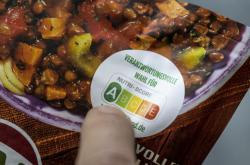 Nutri-Score na potravině