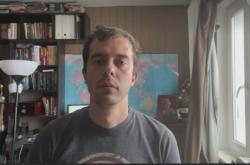 Roman Dobrochotov, šéfredaktor ruského webu The Insider