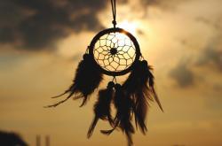 Snahou ovlivnit sny byly i indiánské lapače snů