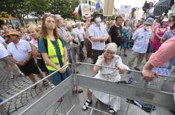 Demonstrace Milionu chvilek pro demokracii