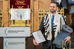 Rabín Zsolt Balla
