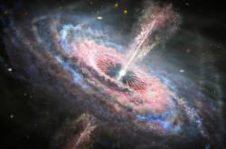 Webbův dalekohled má zkoumat i objekty zvané kvasary