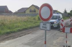 Zakázaná objížďka v Borku