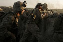 Američtí mariňáci na misi v Afghánistánu