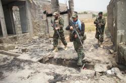 Ilustrační foto - Afghánská operace proti Talibanu v provincii Laghmán