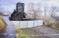 Kostel sv. Michala po požáru