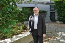 Daniel Herman na návštěvě Mnichova