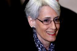 Náměstkyně amerického ministra zahraničí Wendy Shermanová