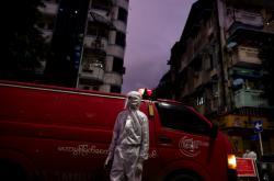 Pandemie v Rangúnu