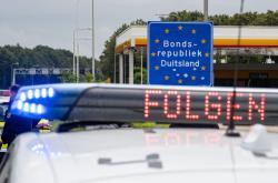 Německá hranice