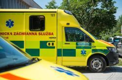 Vozy Zdravotnické záchranné služby Jihočeského kraje