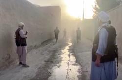 Střety afghánské armády s Talibanem v Kunduzu