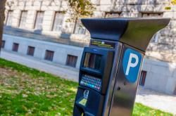 Parkovací automat - ilustrační foto