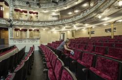 Hlediště Divadla F. X. Šaldy v Liberci