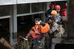 Záplavy na severu Turecka