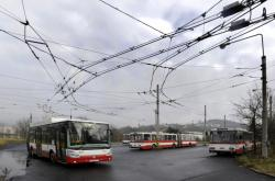 Trolejbusy v Ústí nad Labem