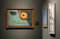 Po stopách života malířky Toyen. Výstava ve Valdštejnské jízdárně