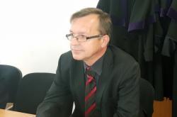Bývalý předseda strany Věci veřejné a někdejší poslanec Jaroslav Škárka u soudu