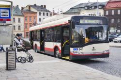 Trolejbus v Jihlavě