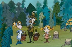 Animovaný seriál Kdopak by se čertů bál