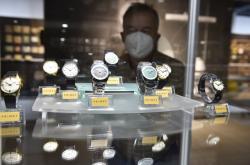 Výstava hodinek v Technickém muzeu v Brně