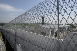 Věznice v Bělušicích na Mostecku