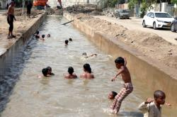 Vlna veder v Pákistánu