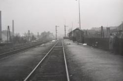 Nádraží v Brně -Židenicích ráno po nehodě (18.9.1941)